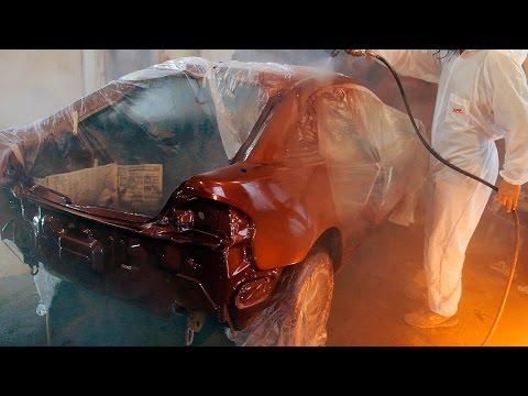 AutoCheck 2: Кузовной ремонт Mazda 323F (РАЦИЯ БАРАНОВИЧИ)