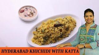 getlinkyoutube.com-HYDERABAD KHICHIDI WITH KATTA - Mrs Vahchef