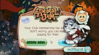 getlinkyoutube.com-Becoming A Non-Member FOR THE FIRST TIME IN FOREVER {Animal Jam}