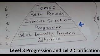 getlinkyoutube.com-Muscle and Strength Training Pyramid Level 3 Progression (with VIF clarification)