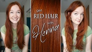 getlinkyoutube.com-How to Dye Your Hair Red with Henna