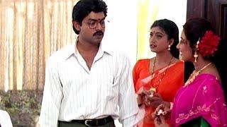 Subhalagnam Full Movie    Part 09/12    Jagapati Babu, Aamani, Roja