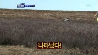 getlinkyoutube.com-맨손으로 툰드라닭을 사냥하다! @김병만의 정글의 법칙 20120812