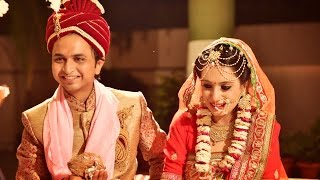 Pooja & Sannidhya Wedding Glimpse