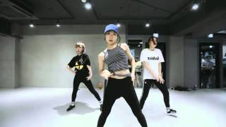 getlinkyoutube.com-【Mirrored】Little Nikki Says - Little Nikki (May J Lee Choreography)