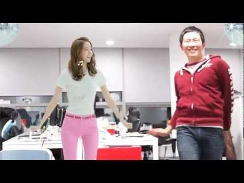 [포레스트 포맨] 귀요미 플레이어를 뛰어넘는 윤아 버닝댄스 (SNSD Yoona)