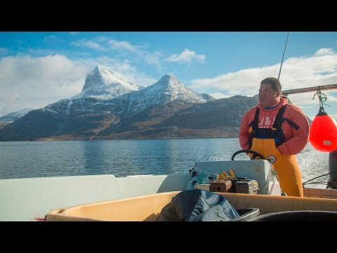 Documentaire Ilatsiaq le Pêcheur Portrait du Groënland