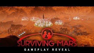 Surviving Mars - Játékmenet Trailer