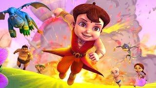 Super Bheem - Trikon ke Raksha