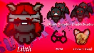 """getlinkyoutube.com-TBoI: Afterbirth """" Double Succubus and Incubus """" [Cap.56]"""