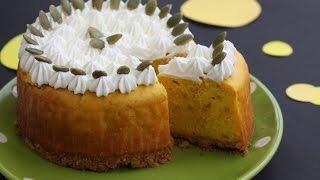 getlinkyoutube.com-かぼちゃのベイクドチーズケーキ作り方レシピ
