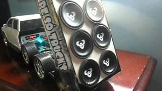 MINI DODGE RAN TRUCK DO DJ RICARDO COCAL-PI
