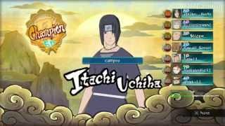 getlinkyoutube.com-Naruto Storm Revolution - Twitch Livestream