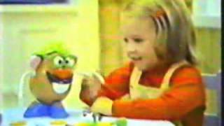 getlinkyoutube.com-1983 - Hasbro PreSchool (Super Mr. Potato Head)
