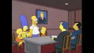 getlinkyoutube.com-Los Simpsons  Homero Thompson (Latino)mp4