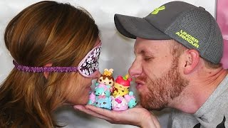 getlinkyoutube.com-Smell Challenge with Num Noms Series 2 | Gross Sushi Smoothie Drinking