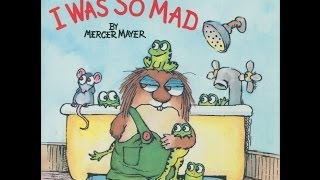 getlinkyoutube.com-I Was So Mad by Mercer Mayer. Grandma Annii's Storytime
