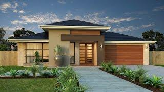 getlinkyoutube.com-Diseño de casa de una planta con planos