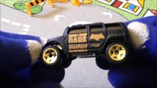 getlinkyoutube.com-Carros do BATMAN Hot Wheels - Stop Motion