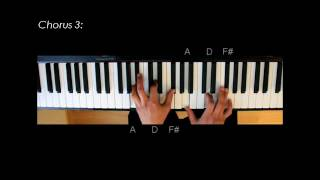 SOMEONE LIKE YOU by ADELE Piano Tutorial