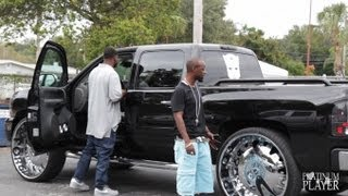 CAN'T LOSE WIT 32'S at DYNASTY CUSTOMS- TAMPA BAY