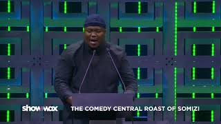 Skhumba Highlights | Comedy Central Roast of Somizi | Showmax
