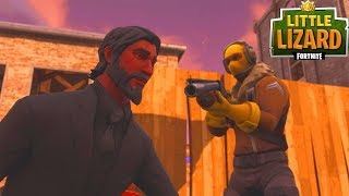 RAPTOR KILLS JOHN WICK!- Fortnite Short Film