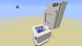 getlinkyoutube.com-Toilet in Minecraft