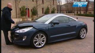 getlinkyoutube.com-Car test PEUGEOT RCZ