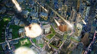 SimCity 2013 All Disasters