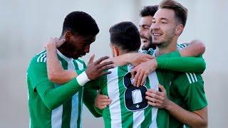 Resumen del partido Betis B-CD Alcalá (5-0)