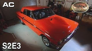 getlinkyoutube.com-Wrecks to Riches | S02E03 | Ford Fairlane Thunderbolt
