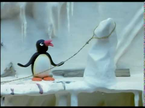 Pingu: Pingu in the Cave