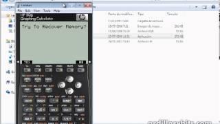 getlinkyoutube.com-Video 2 - Cómo instalar HP-50g virtual y el programa INGECO