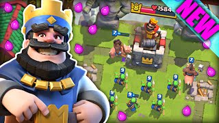 ... DECK! CHEAP DECK THAT WORKS IN ALMOST EVERY ARENA! Clash Royale Cycle