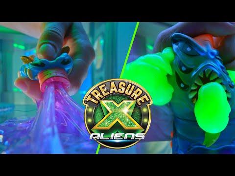 Treasure X Aliens Ooze Egg - Assorted*