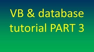 getlinkyoutube.com-data set for select the data from database using data adapter in ado.net in vb 2010