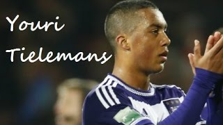 Youri Tielemans ►Goals, Skills & Assist ● 15/16 ● RSC Anderlecht ● ᴴᴰ