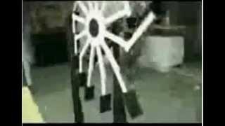 getlinkyoutube.com-Beßlerrad Besslerrad Schwerkraftmotor aus Russland free energy freie energie Motor