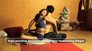 getlinkyoutube.com-Yoga for Sexual Health & Pleasure: Volume 2 Couples Practice- Yoga of Foreplay
