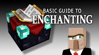 getlinkyoutube.com-ENCHANTING IN MINECRAFT: The Basic Guide