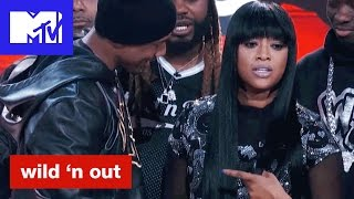 Nick Cannon Can't Handle Trina's Fine Ass & Michael Blackson Goes In | Wild 'N Out | #Wildstyle width=