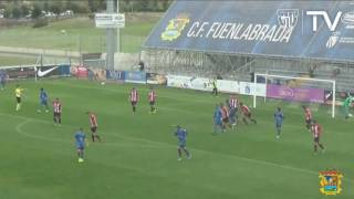 Liga 16-17 - J.17 - Fuenlabrada 0 Bilbao Athletic 0