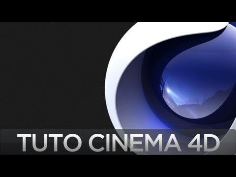 Tuto Cinema 4D - Les Bases du Modeling   Par Tylhoz
