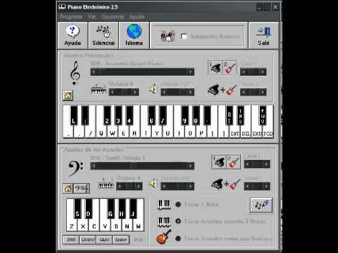 descargar piano electronico 2.5 full