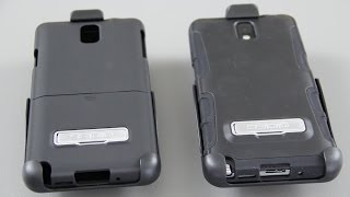 getlinkyoutube.com-Seidio Active and Surface Case with Kickstand for Galaxy Note 3