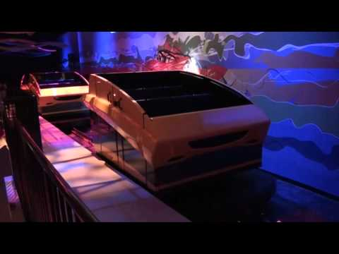 Speed of Magic Dark Ride Attraction POV Ferrari World Abu Dhabi UAE