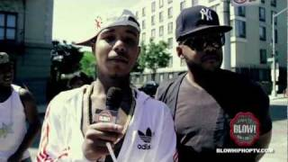 Yung berg - Derrick rose making of