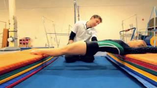 getlinkyoutube.com-How to Do a Handstand   Gymnastics