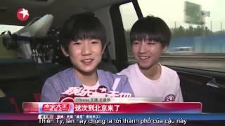 getlinkyoutube.com-[Vietsub][TFBOYS] Star Space STV đưa tin về TFBOYS tại Bắc Kinh